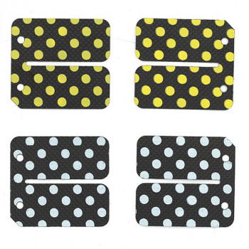 Clapets Carbone 4pcs...
