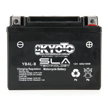 Batterie Gb4l-b SLA AGM -...