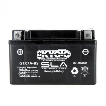 Batterie GTX7A-BS SLA-AGM -...
