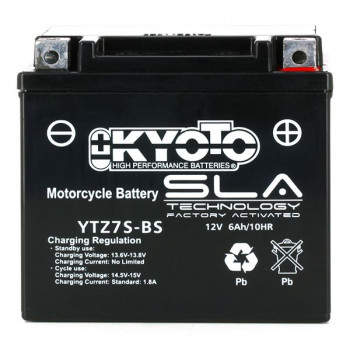 Batterie GTZ7S-BS SLA-AGM -...