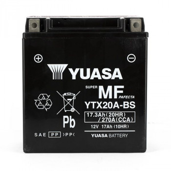 Batterie YTX20A-BS AGM -...